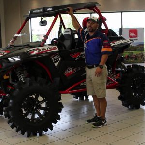 2016 polaris rzr 1000 highlifter
