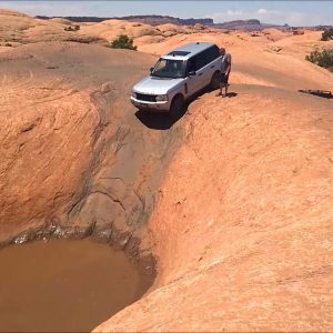 moab off road adventure on modif
