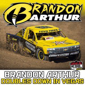 wpid Brandon Arthur 2015 LOORRS Vegas PR