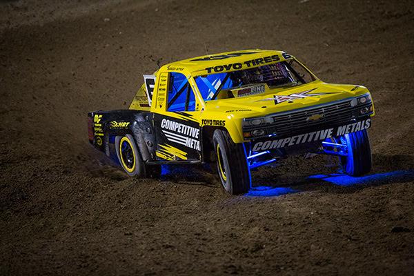 Brandon Arthur 2015 LOORRS Vegas PR2
