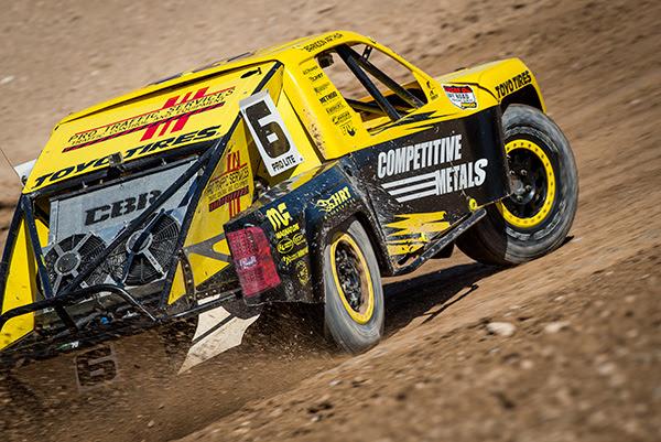 Brandon Arthur 2015 LOORRS Vegas PR3