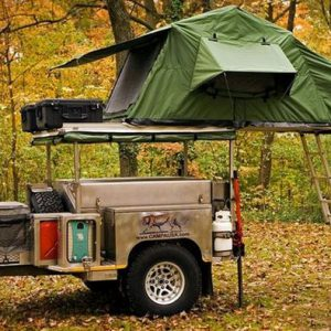 Off road double deck tent evolution6