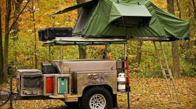 Off road double deck tent evolution6