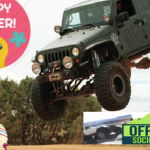 Happy Easter 4x4 wwwOffRoadSocietyDotCom