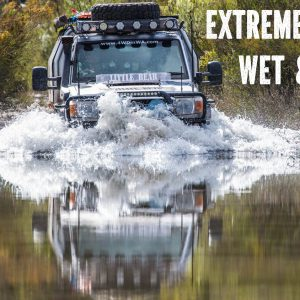 Extreme 4×4 Fun Wet & Wild Off-road Trip