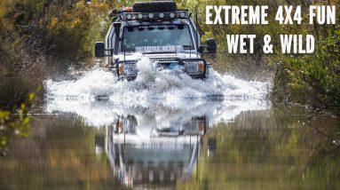 Extreme 4×4 Fun Wet & Wild Off-road Trip