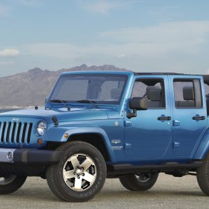 FCA recalls Jeep Wrangler