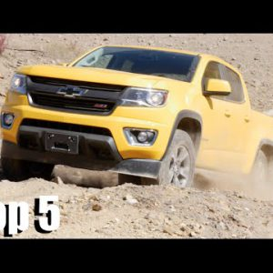 5 Top Best Factory 2016 Off-Road Trucks – Tested and Reviewed
