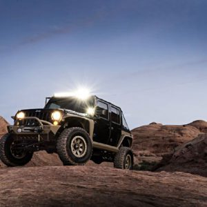 Find Out Which Light is Right for Your 4×4 | LED, HID or Hallogen