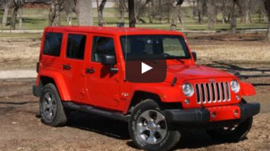 2017JeepWranglerSaharaTestDriveandReview