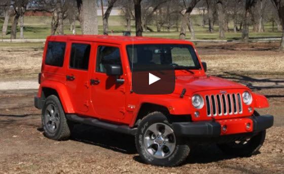 2017 Jeep Wrangler Sahara Test Drive and Review