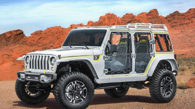 2017 Jeep Windoors Concept