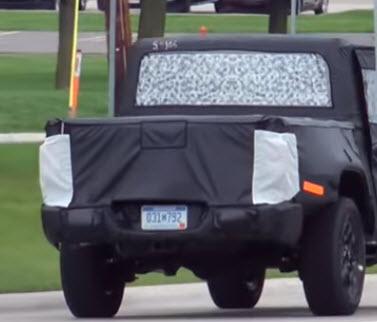 2019 Jeep Scrambler Pickup Camouflage2