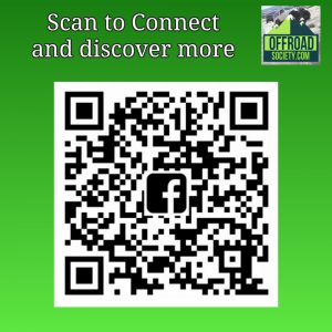 Scan to connect to OffroadSociety.com and discover more