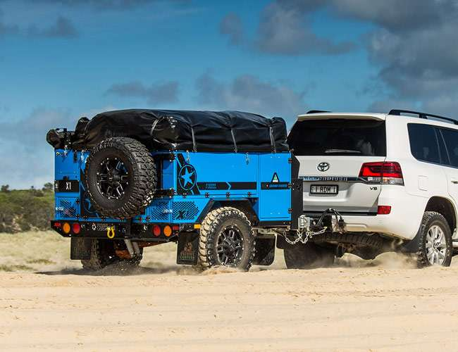 6 Top 4x4 Trailers offroadsociety Patriot Campers X1
