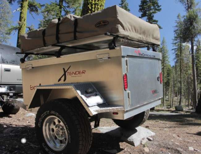 6 Top 4x4 Trailers offroadsociety.com VMI Offroad XTender Explorer