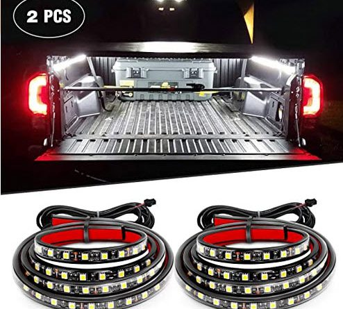 Nilight - TR-05 2PCS 60 Inch 180 LEDs Bed Strip OffroadSociety.com