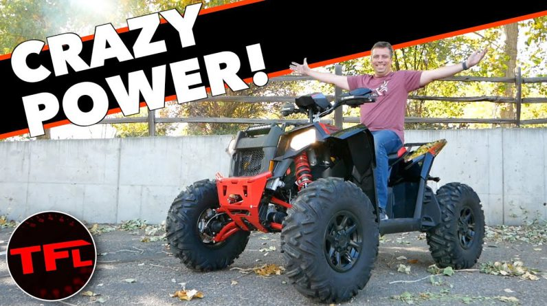 This Just In: 2021 Polaris Scrambler XP 1000 Is the Meanest Off-Road Machine - Here Is Why!