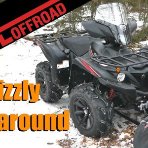 2019 Yamaha Grizzly LE In Depth First Look: This ATV Doesn't Hibernate!
