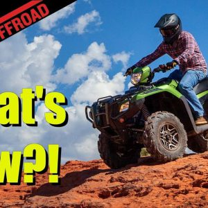 Meet the 2020 Honda Foreman Rubicon ATV: Explore the Clever New Features!