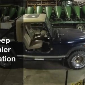 Jeep Scrambler Restoration