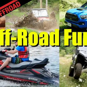 Welcome to TFLOffroad - Home of News, Views and Real-World Off-Road Reviews!