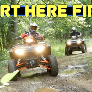 Don't Know Where To Start? The New Polaris Sportsman ATV Is a Way Into Budget Off-Roading!