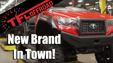 There's a New Brand in the Off-Road World That You Won't Expect