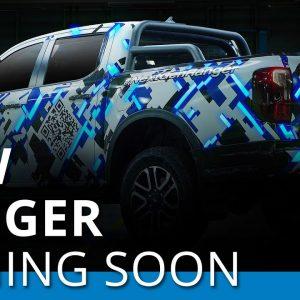 New 2022 Ford Ranger teased again @carsales.com.au